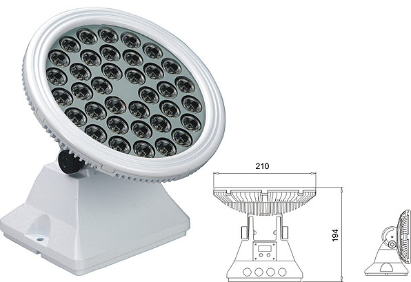 ዱካ dmx ብርሃን,መሪን ከፍ ያለ ጀልባ,25 ዋ 48 ዋ LED flood flood 2, LWW-6-36P, ካራንተር ዓለም አቀፍ ኃ.የተ.የግ.ማ.