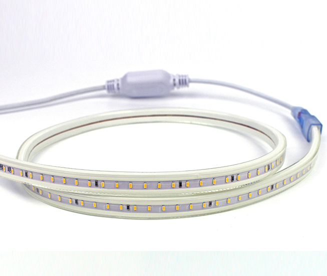 Led drita dmx,rrip fleksibël,12V DC SMD 5050 LEHTA LED ROPE 3, 3014-120p, KARNAR INTERNATIONAL GROUP LTD