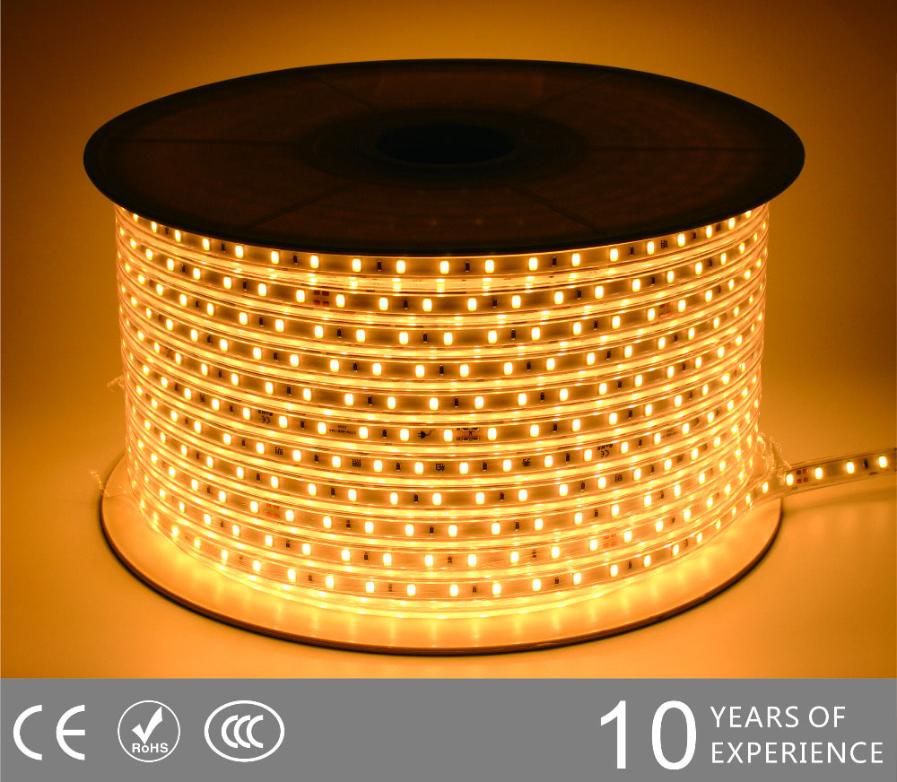 Guangdong udhëhequr fabrikë,rrip fleksibël,110V AC Nuk ka Wire SMD 5730 LEHTA LED ROPE 1, 5730-smd-Nonwire-Led-Light-Strip-3000k, KARNAR INTERNATIONAL GROUP LTD