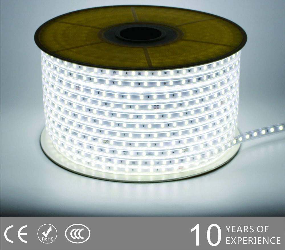 Guangdong udhëhequr fabrikë,të udhëhequr fjongo,240V AC Jo Wire SMD 5730 udhëhequr dritë strip 2, 5730-smd-Nonwire-Led-Light-Strip-6500k, KARNAR INTERNATIONAL GROUP LTD