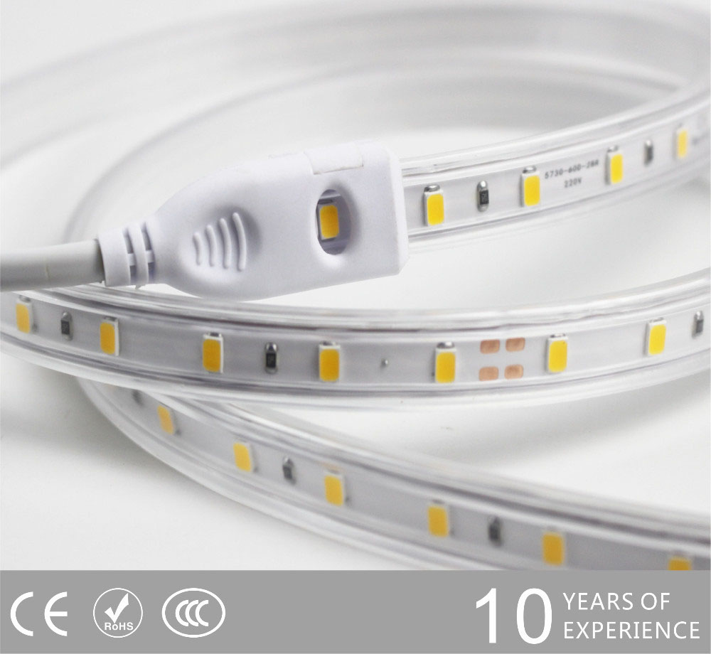 Guangdong udhëhequr fabrikë,të udhëhequr fjongo,110V AC Jo Wire SMD 5730 udhëhequr dritë strip 4, s2, KARNAR INTERNATIONAL GROUP LTD